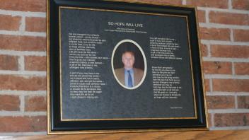 Steve Jobs: Organ Recipient / Gratitude to Donors of Life