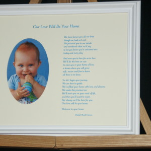 A New Baby Poem
