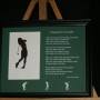 A Blessing for the Golfer 10x8 Lndscp BlackFrame/GreenMatte