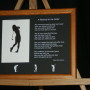 A Blessing for the Golfer 10x8 Lndscp LtBrownFrame/BlackMatte