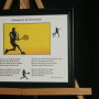 A Blessing for the Tennis Player 10x8 Lndscp BlackFrame/WhiteMatte