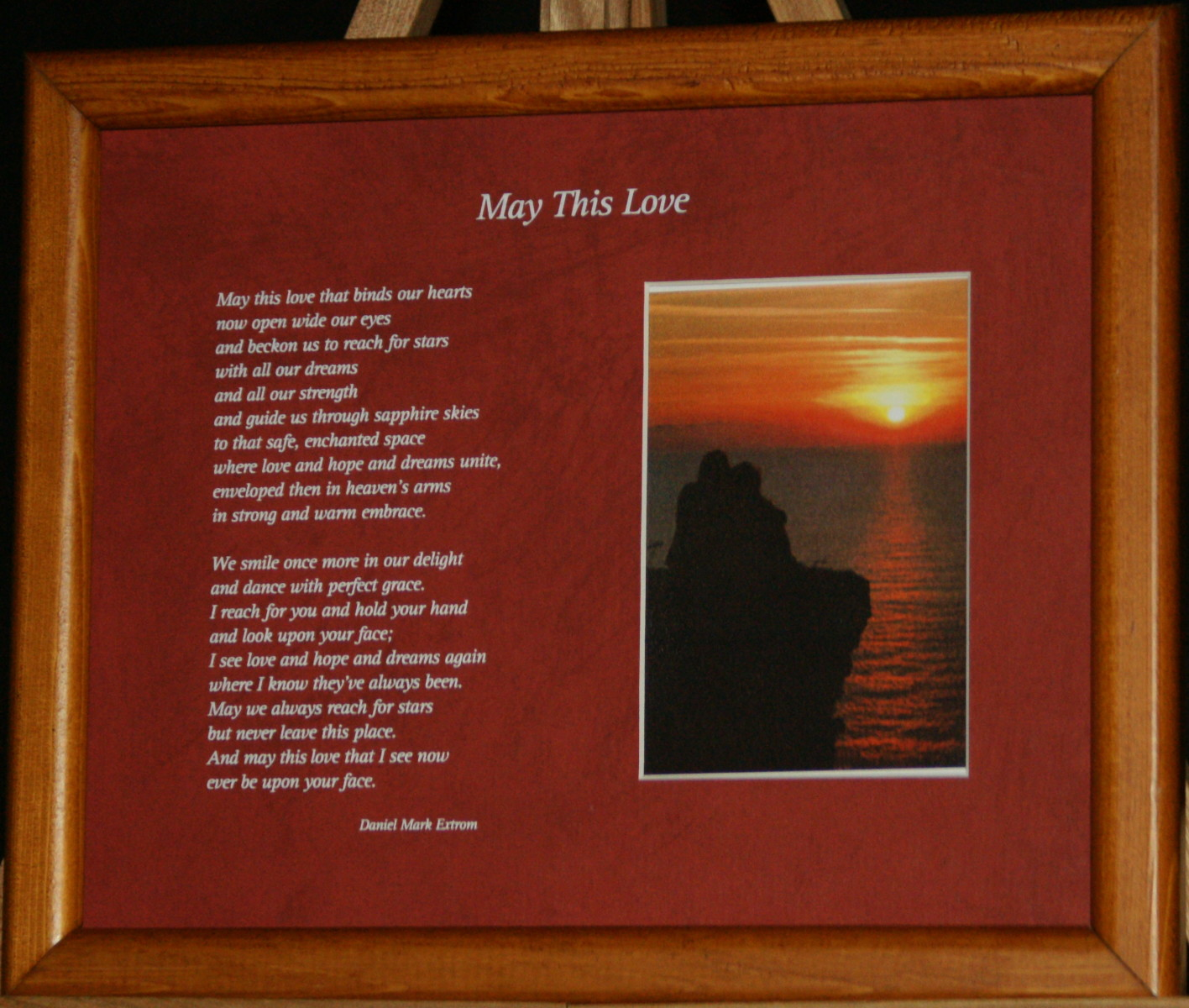 May This Love: A Love Poem