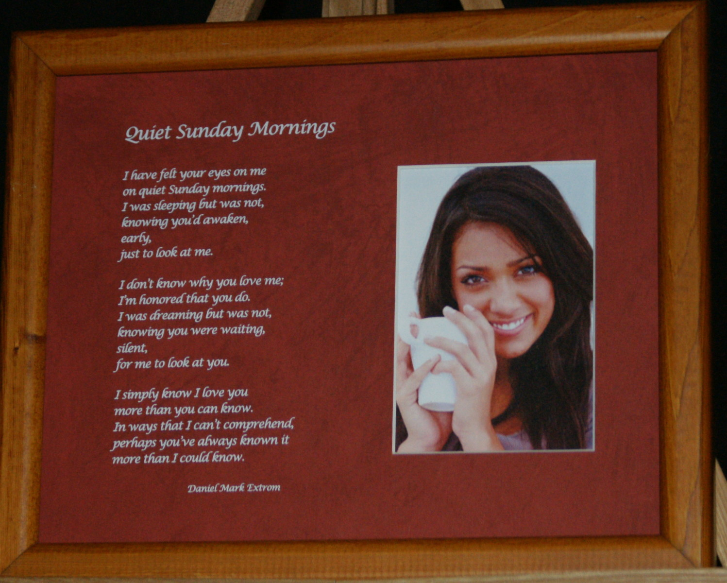 Quiet Sunday Mornings: A Love Poem