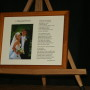 A Thousand Dreams 10x8 LtBrownFrame/CreamMatte