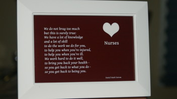 Nurses Week Is May 6-12. Thank a Nurse! They Care For You.