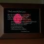 Loves of Our Lives V4. Brown Frame. 6x4 Roses. Children.