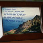 A Thousand Dreams Brown Frame Ocean View 6x4