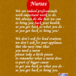 NURSES' WEEK MAY 8-12