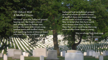 Memorial Day: Of Distant Mist and Muffled Drum