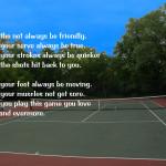 Wimbledon Time!  Tennis Time!
