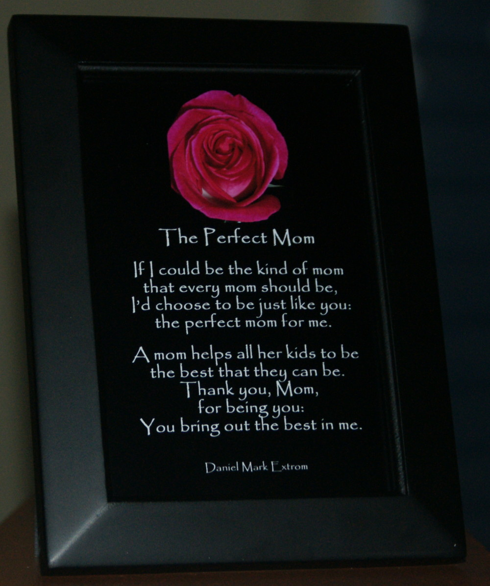 Don T Forget Mom On Valentine S Day Daniel Mark Picture Poems